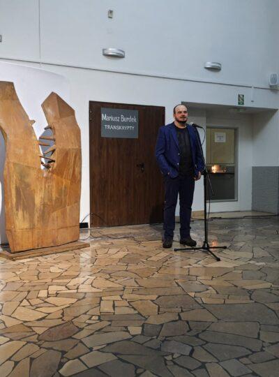 Transkrypty. Mariusz Burdek