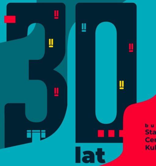 30 lat budynku SCK